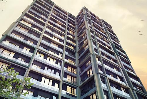 Park Finans Residence Ataşehir 2. Etap projesi 2020'nin 3. Çeyreğinde başlıyor