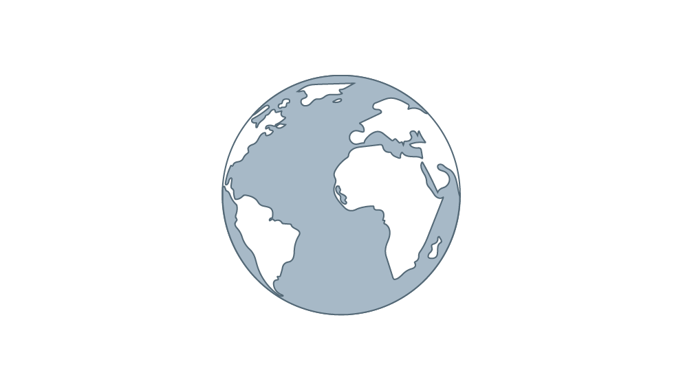 4 kıtada 20'den fazla ülke ile ticaret